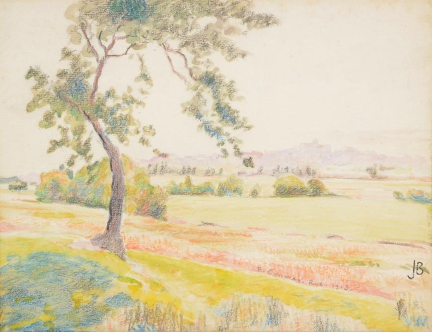 James Brown , Rye, 1913