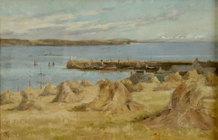 Donald Kendall, September, The Wirral, 1898