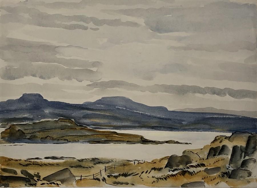 Reg Gammon, Skye