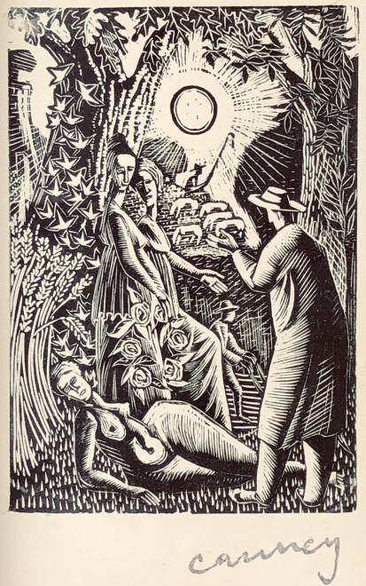 Michael Canney, Abundance, c. 1947