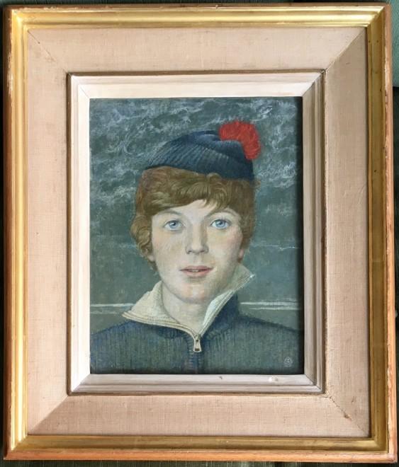 Maxwell Ashby Armfield, A modern Bellini (Tobias Jnr.)