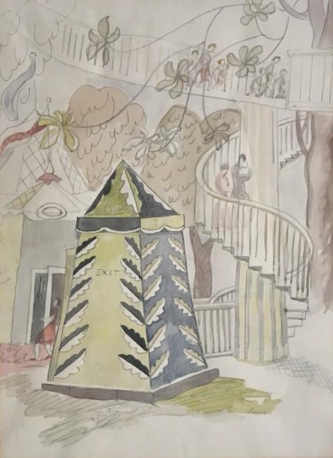 Doris Hatt, Festival of Britain Study IV, 1951