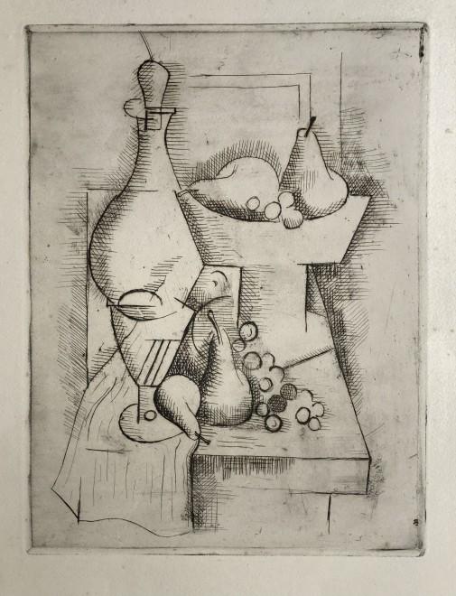 Jean Metzinger, Cubist Still Life, 1915