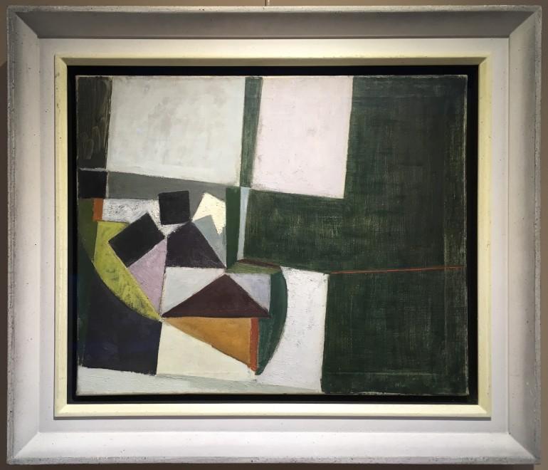 ADRIAN HEATH (1920-1992)  COMPOSITION, 1952