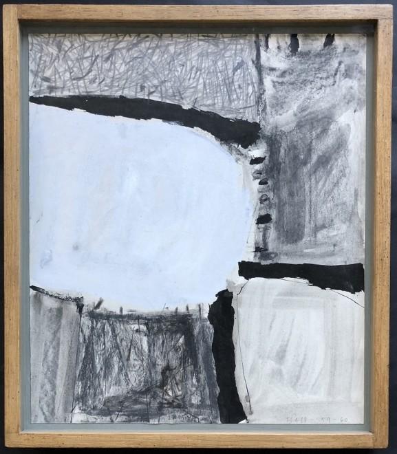 Trevor Bell, Composition, 1959/60