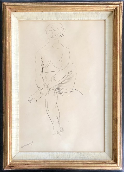 Nude, Paris