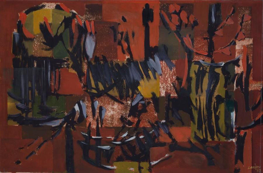 Kenneth Lauder, Frocester V, 1955