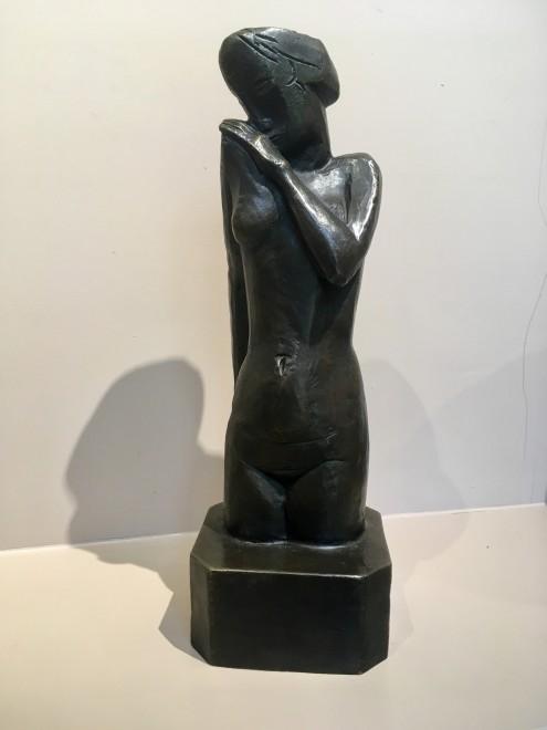 Jozef Cantré (1890-1957)  Eve , 1923
