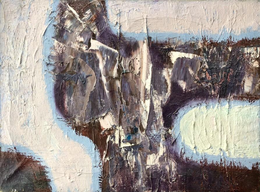 Margaret Geddes, Composition, 1962