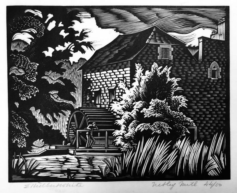 Ethelbert White, Netley Mill, Surrey, 1923