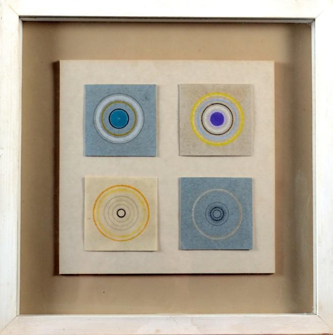 John Wells, Quatuor II 69/3, 1969