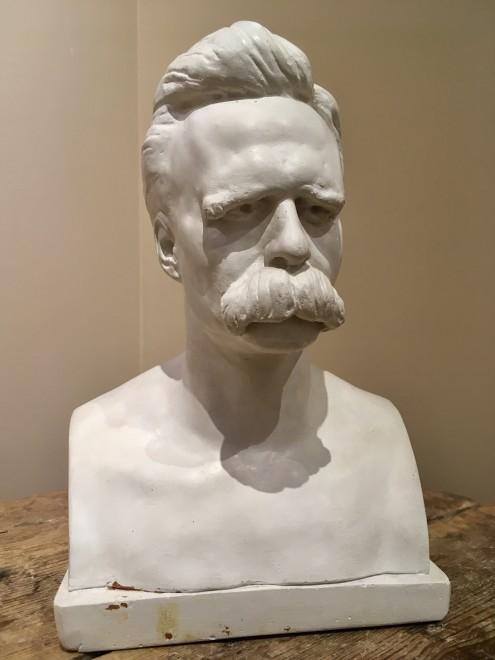 Max Klinger, Bust of Friedrich Nietzche, 1909