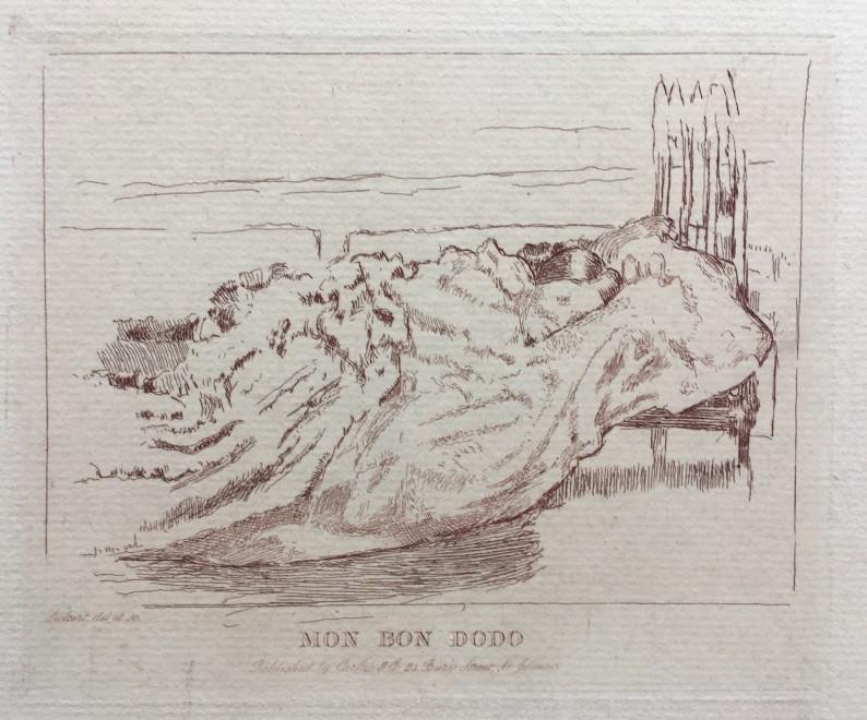 Walter Sickert, Mon Bon Dodo, 1915