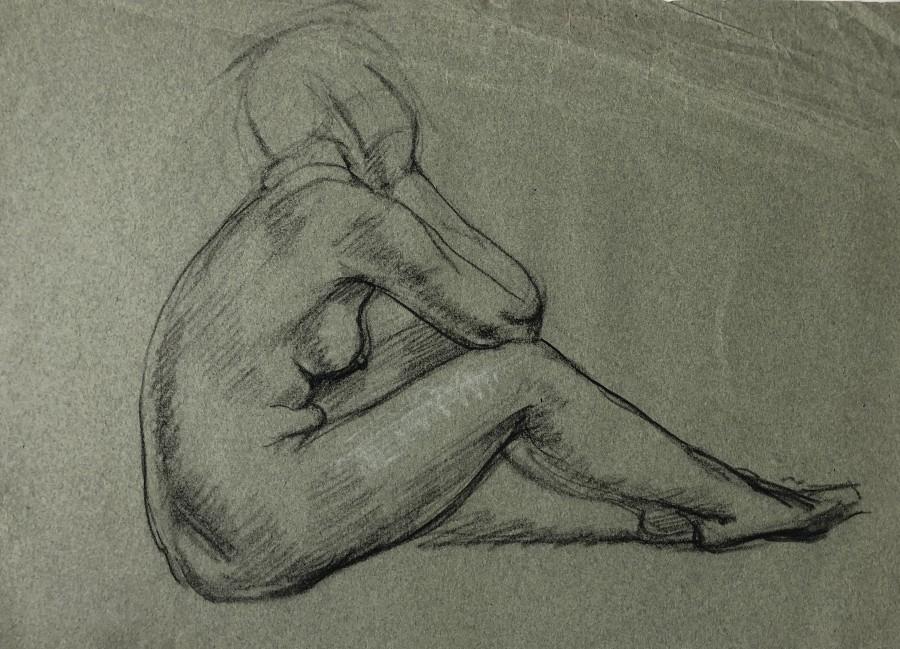 Dorothea Maclagan, Nude