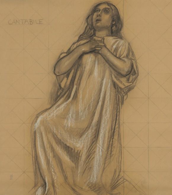 Maurice Denis, Cantabile, c. 1912