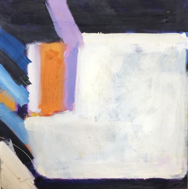 Roger Large, Composition II, 1988