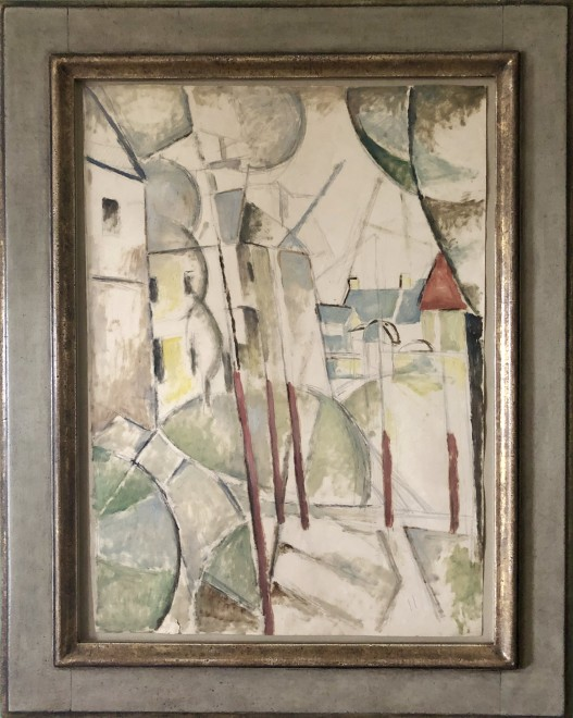 Marie Marevna, After Léger's 'Paysage 1912-13', c. 1914