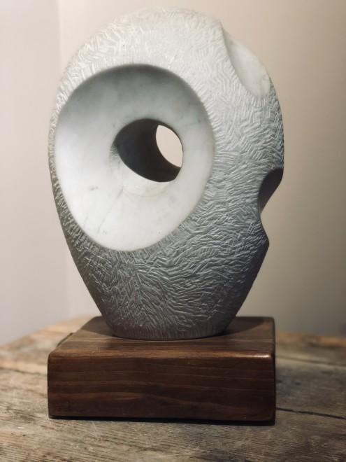 Moelwyn Merchant, Pierced Oval Form, c. 1960s