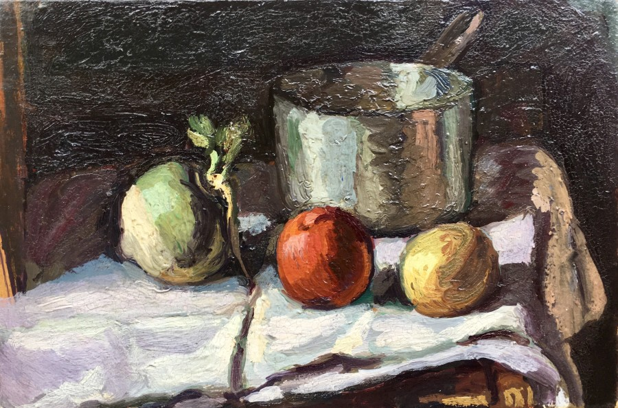 DUNCAN GRANT (1885-1978)  CHARLESTON STILL LIFE, c. 1924  SOLD