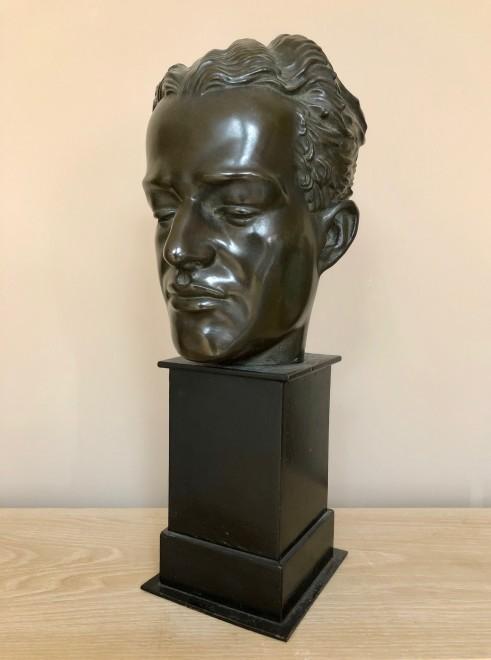 Maurice Lambert, Harold Davidson, 1925