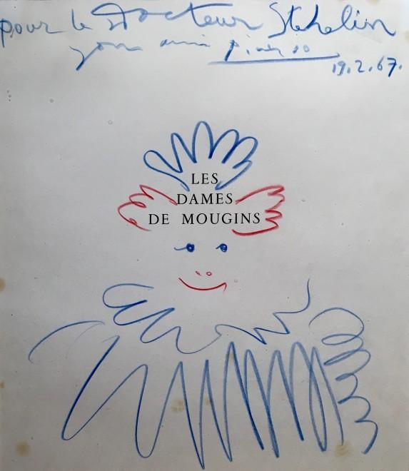 Pablo Picasso, Tête , 1967