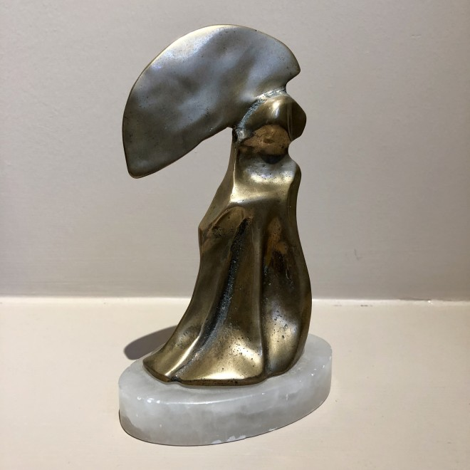 Moelwyn Merchant, Trojan Figure II, 1960's