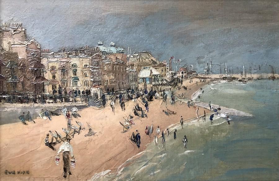 Eve Kirk, Hastings, c. 1935