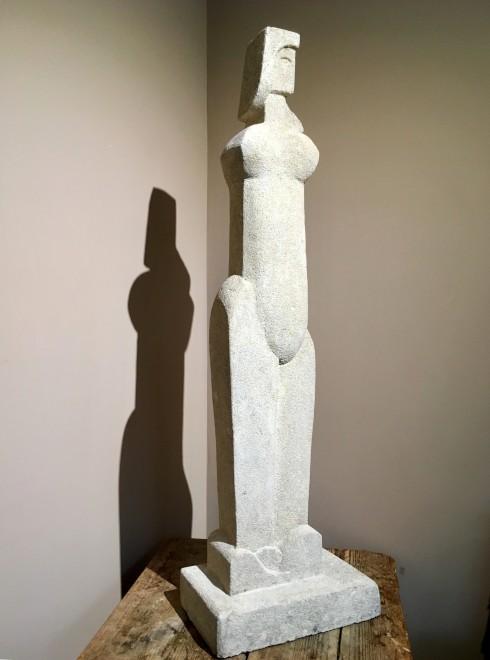 Eric Stanford, Cubist Figure (Ariadne)