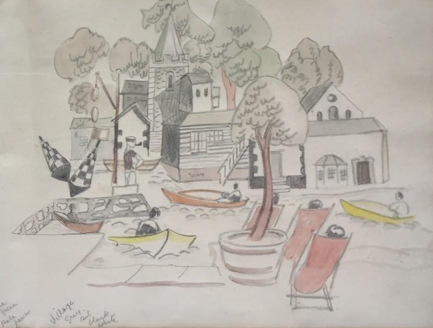 Harbour Village, 1951