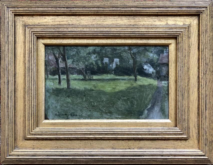 Walter Sickert, The Orchard, 1885