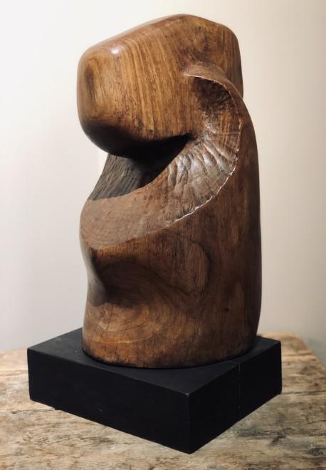 Neville Bertram, Anvil (Standing Form), 1957