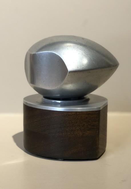 Donald Wells, Untitled 2-piece Sculpture, 1966