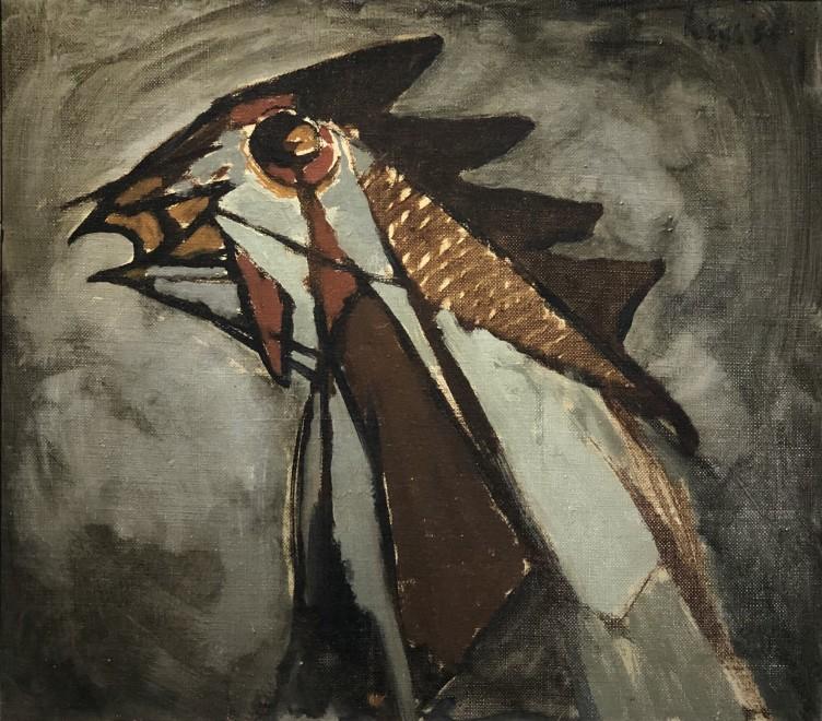 Peter Haigh, Cockerel, 1954
