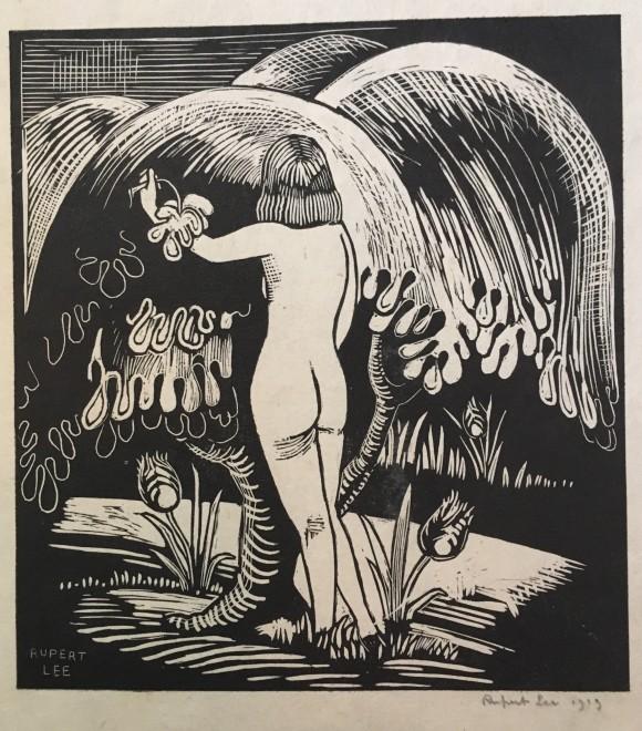 Rupert Lee, Eve, 1919