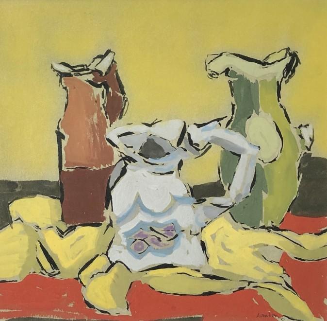 Kenneth Lauder, Three Jugs, 1951