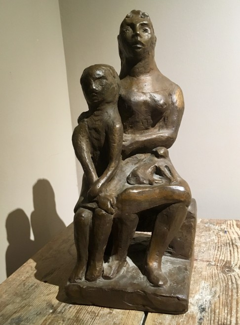 Edward Eade, Mother and Child, 1940's
