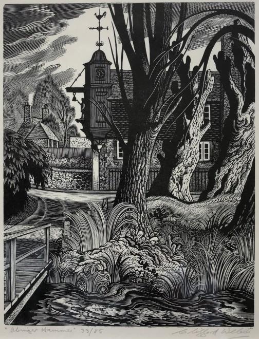 Clifford Webb, Abinger Hammer