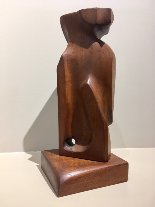 NEVILLE BERTRAM (1901-1995)  STANDING FORM  SOLD
