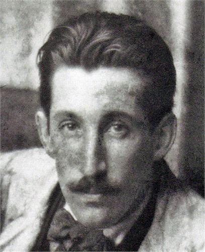 Horace Brodzky, Maeterlinck's Monna Vanna, 1914