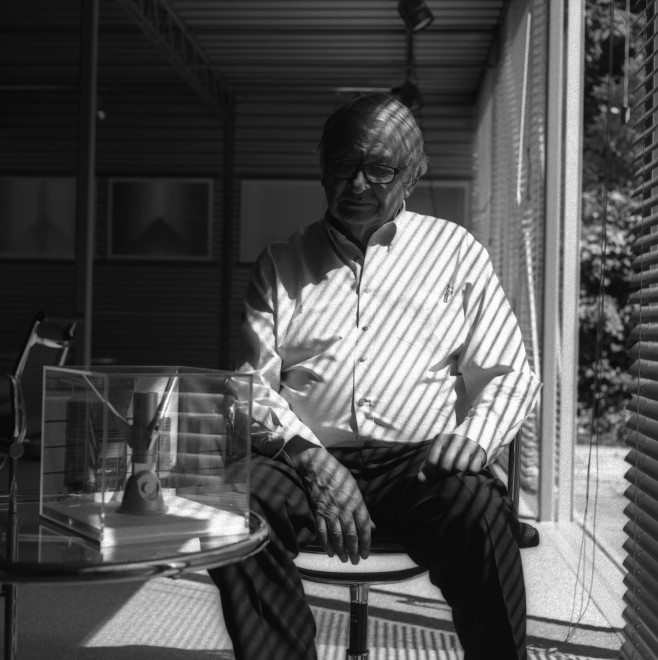 Sir Michael Hopkins RA (Hopkins Architects)