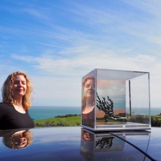 Portable Landscape by Elizabeth Magill