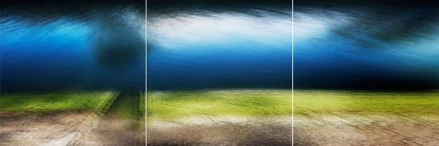 Jacob Gils, Lisbon #10, Triptych, 2019