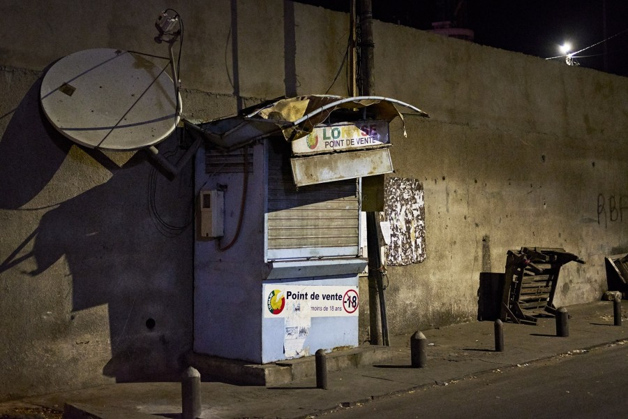 HÉCTOR MEDIAVILLA, SORRY WE'RE CLOSED #5 - Marché Sandaga of Dakar, 2017