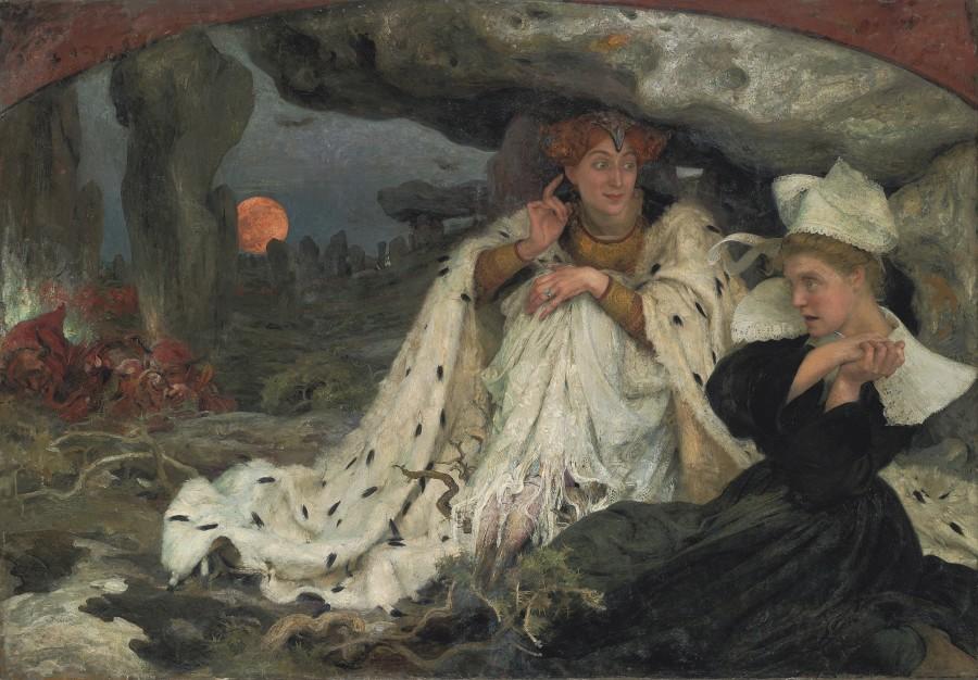 Edgard Maxence  La Légende Bretonne (Legend of Brittany)