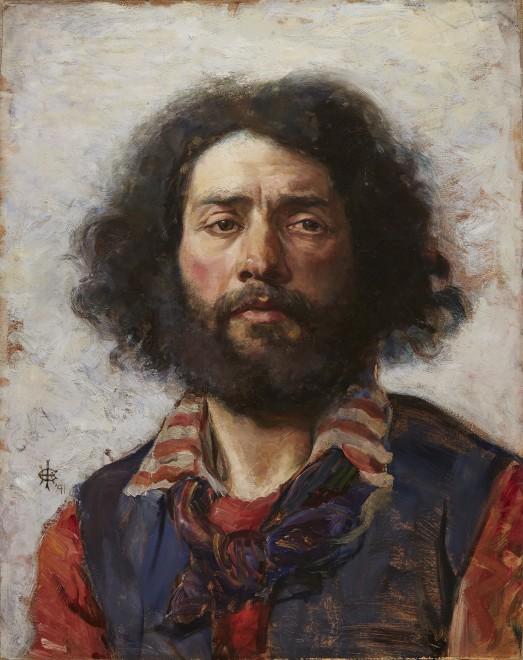 Portrait of Pierre Felix Masseau
