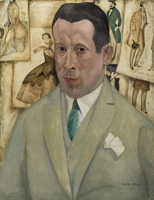 Portrait of Gustave van Geluwe