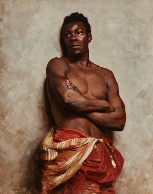 Study of a Black Model