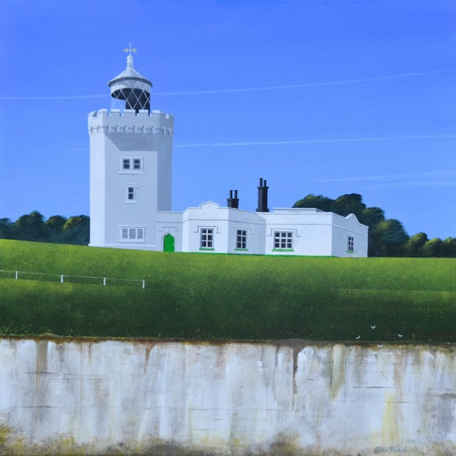 South Foreland  20 x 20 ins  £2,750