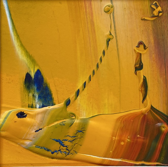 Lisa Sharpe, Sunshine in Motion, 2020