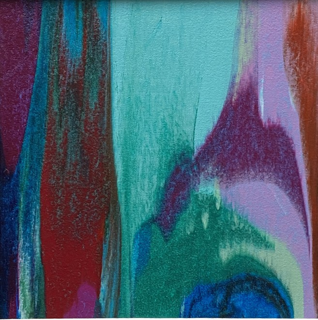 Lisa Sharpe, Exotic Colours, 2020